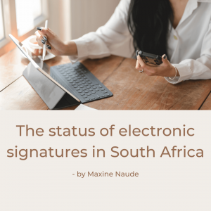 LHL electronic signatures